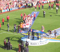 Winners of the premiership title
